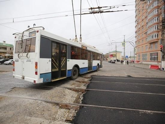 Общественный транспорт в Волгограде проверяют после пожара в автобусе