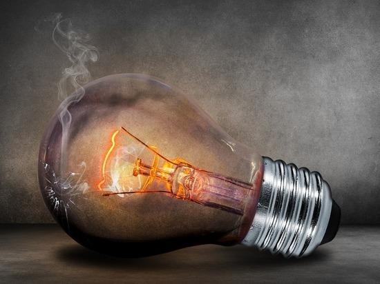 В День Света туляков информируют об отключении электроэнергии