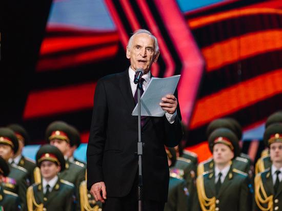 В Кремлевском дворце исполнили песни о войне