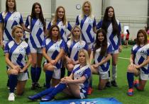 Минувшей зимой команда «Московского комсомольца» впервые в своей истории завоевала серебряные медали Любительской женской футбольной лиги
