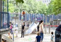 Что происходит с детскими площадками?