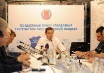 Пожароопасные свалки в Волгоградской области ликвидируют сообща