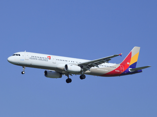 Asiana Airlines прекратит рейсы Сеул - Хабаровск уже в июле