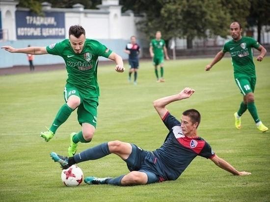 Футбол в Крыму: «ТСК-Таврия» побеждает и приближается к титулу