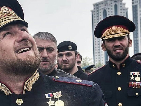 """Кадыров: Вашингтон играет в санкции, хотя у самого """"рыльце в пуху"""""""