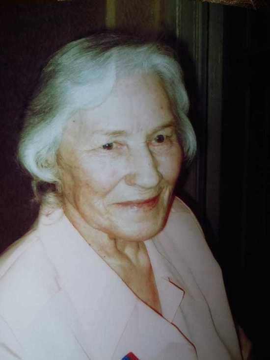 Скончалась ветеран, принимавшая участие в параде 1941 года в Чите