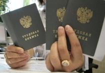 Пенсионный фонд оцифровал 100% трудовых книжек россиян