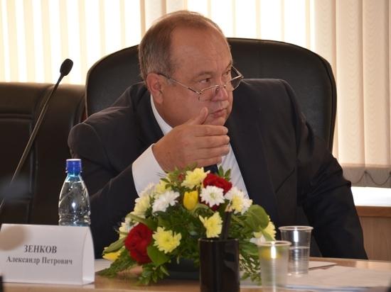 Зампред думы Читы Зенков хочет продолжить депутатскую деятельность