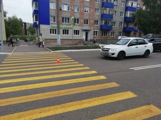 Пожилой водитель из Башкирии сбил на «зебре» пенсионерку