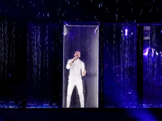 """«Евровидение 2019"""": Лазарева скрючило, но он прорвался"""