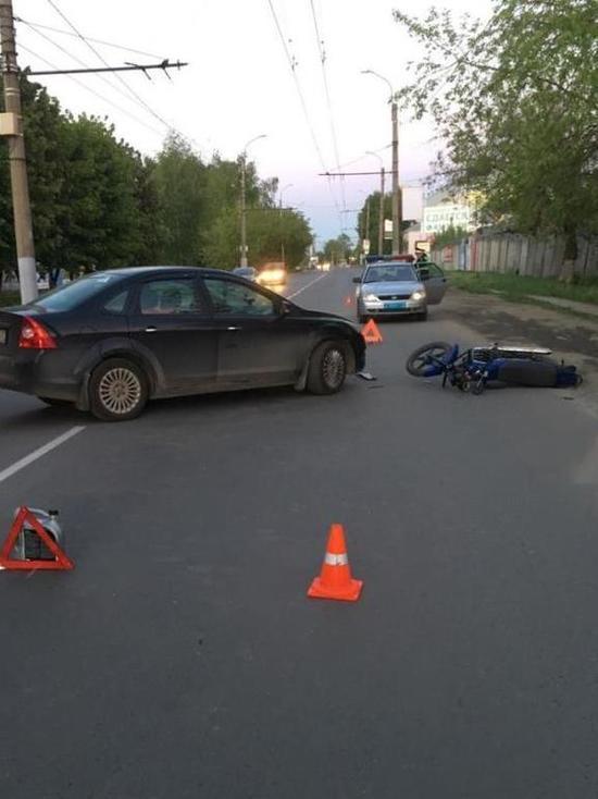 Три аварии произошли за прошедшие сутки на дорогах Ивановской области