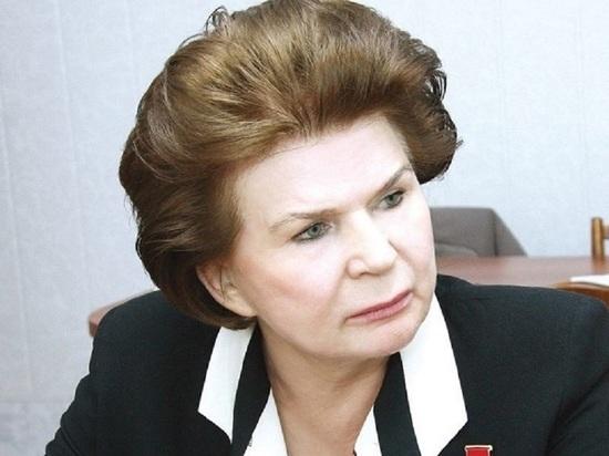 Валентина Терешкова привлекла внимание на экологические причины обмеления Волги