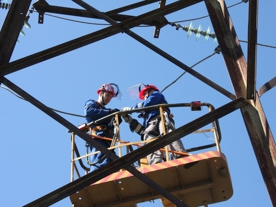 Ивэнерго: за четыре месяца 2019 года отремонтировано 280 км ВЛ