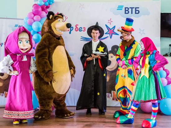 Областная детская клиническая больница получила 3 млн рублей на новое оборудование