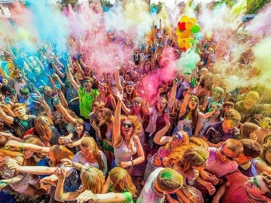 Яркие фестивали едут в Тулу