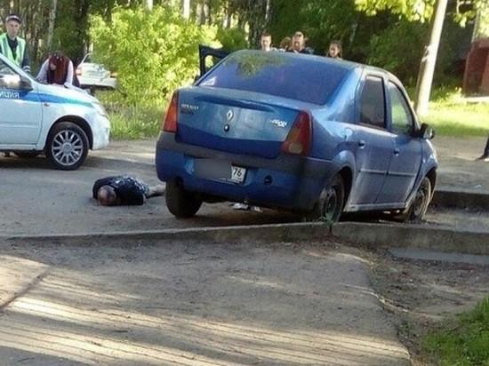 В Ярославле пьяный водитель чуть не врезался в детский сад