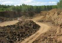 Сотрудники  «Оренбургремдорстроя» проигнорировали рекультивацию земель