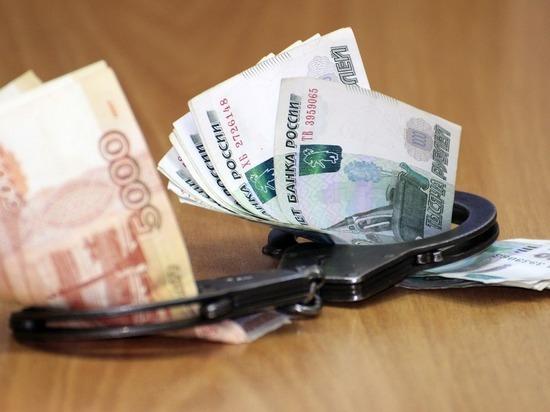 Бухгалтер рязанского вуза присвоила более пяти миллионов