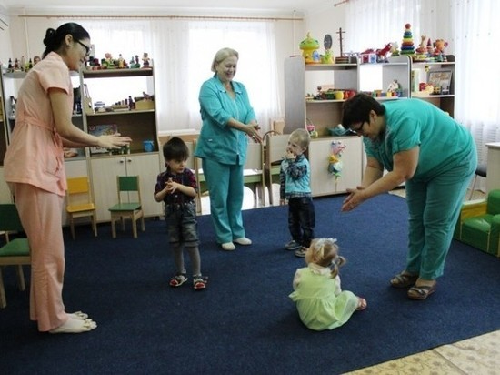 В Ульяновской области откроют 10 отделений для реабилитации особых детей