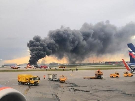 Росавиация опубликовала доклад об ошибках экипажа SSJ100
