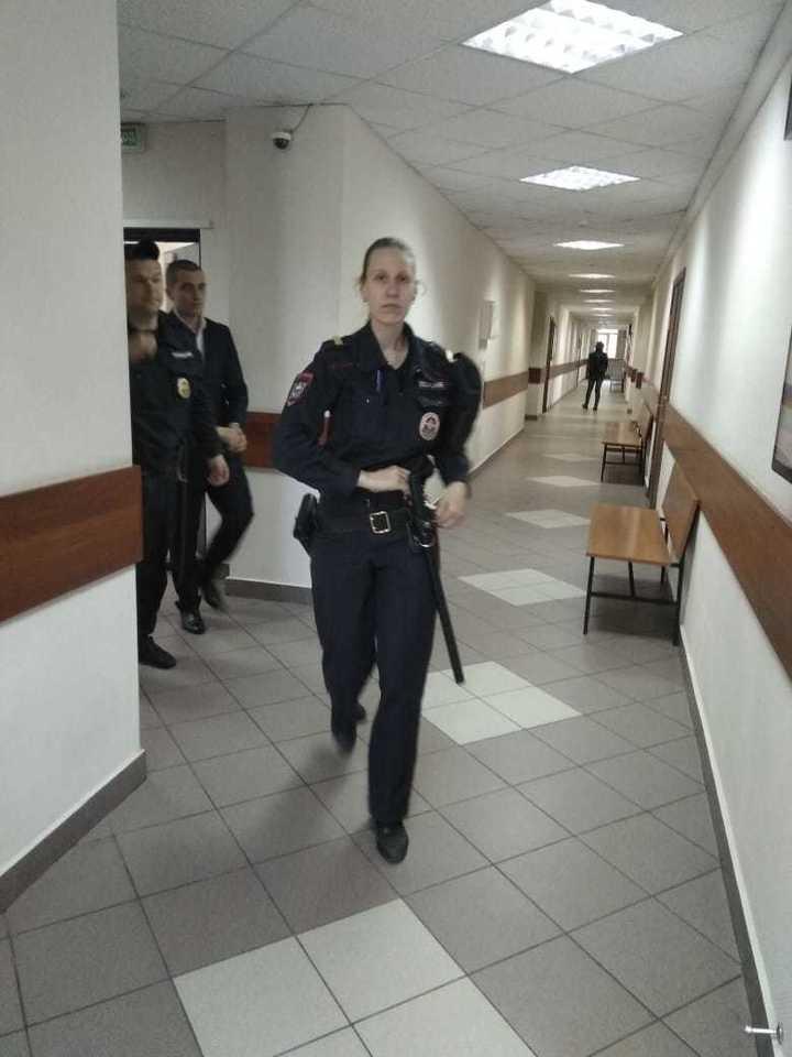 Переведший террористам 50 млн россиянин назвал себя в суде патриотом