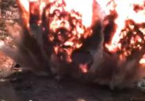 США провели испытания сверхмощной бомбы против бункеров