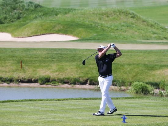 Виктор Христенко: турнир на ПМЭФ важен для развития гольфа в России