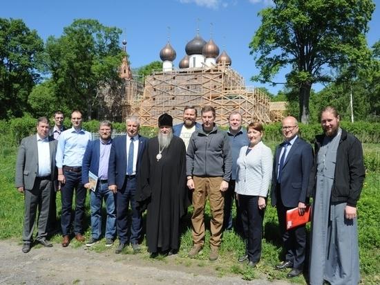 В Ярославской области планируют создать духовно-просветительский комплекс «Ушаков-центр»