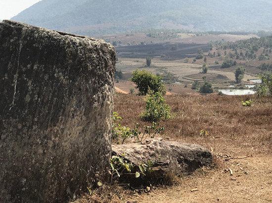 В лесах Лаоса нашли тысячелетние монументы