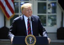 Война с Ираном не даст Трампу снова стать президентом