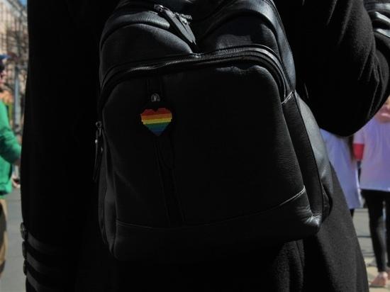 В Ярославле прошло несанкционированное шествие ЛГБТ