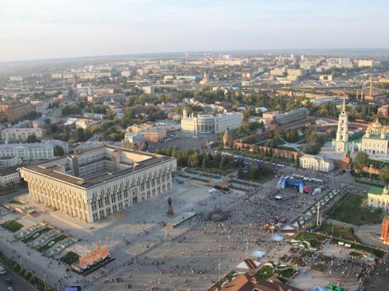 Сухая и теплая погода порадует жителей Центра России