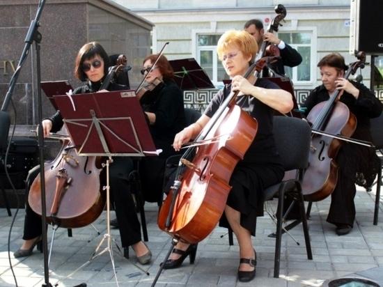 18 мая в Иванове сыграет духовой оркестр