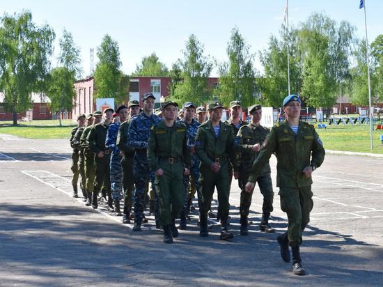 В Ивановской области выбрали «Призывников года»