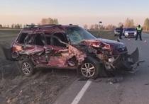 Женщина-водитель погибла в ДТП под Ангарском