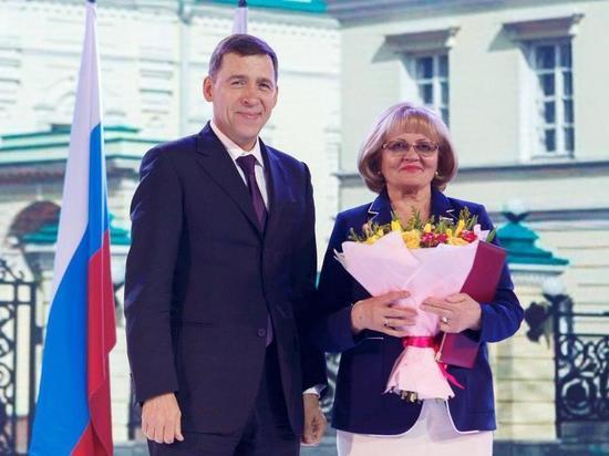 Куйвашев поздравил депутатов с 25-летием Заксобрания
