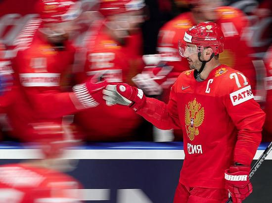 Россия обыграла Латвию, нашей команде впервые на ЧМ пришлось отыгрываться