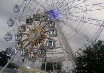 В Ставрополе построят колесо обозрения вдвое выше предыдущего