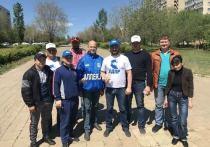 Общественники Оренбурга взяли «под крыло» Аллею детства