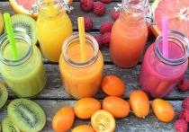 Натуральные соки увеличивают риск ранней смерти