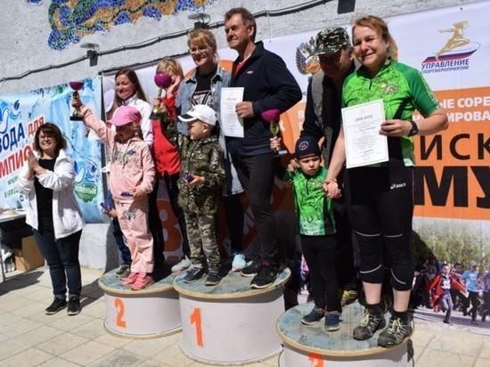 В Иванове собрались свыше тысячи спортсменов на соревнования по ориентированию