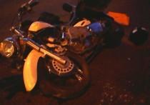 Мотоциклист влетел в отбойник в Обнинске