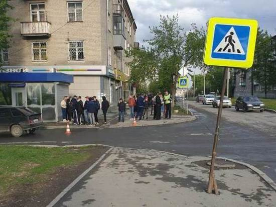 В Екатеринбурге ВАЗ-211440 сбил 8-летнего мальчика