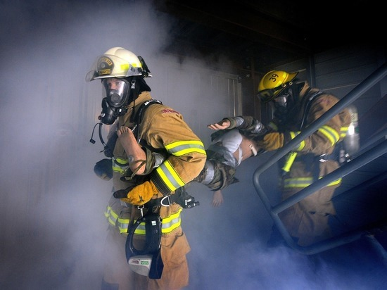 18 мая в Ивановской области горели частные дома, склад, лесной массив