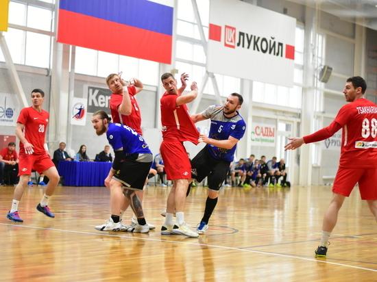«Динамо-Виктор» в третий раз подряд поборется за бронзу чемпионата России
