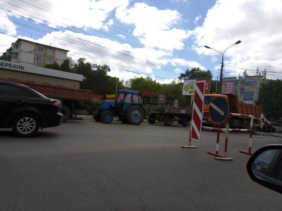 Ремонт на проспекте Гая в Ульяновске сделали досрочно
