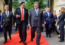 Экс-глава протокола заявил о стыде из-за внешнего вида Порошенко