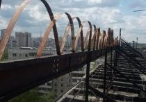 Городские чиновники пояснили, почему с дома на Панфиловцев убрали буквы «Барнаул»