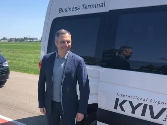 Экс-замглавы администрации Януковича вернулся на Украину