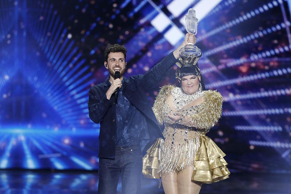 Самые яркие фотомоменты Евровидения 2019: геи, фетишисты, Лазарев и Мадонна